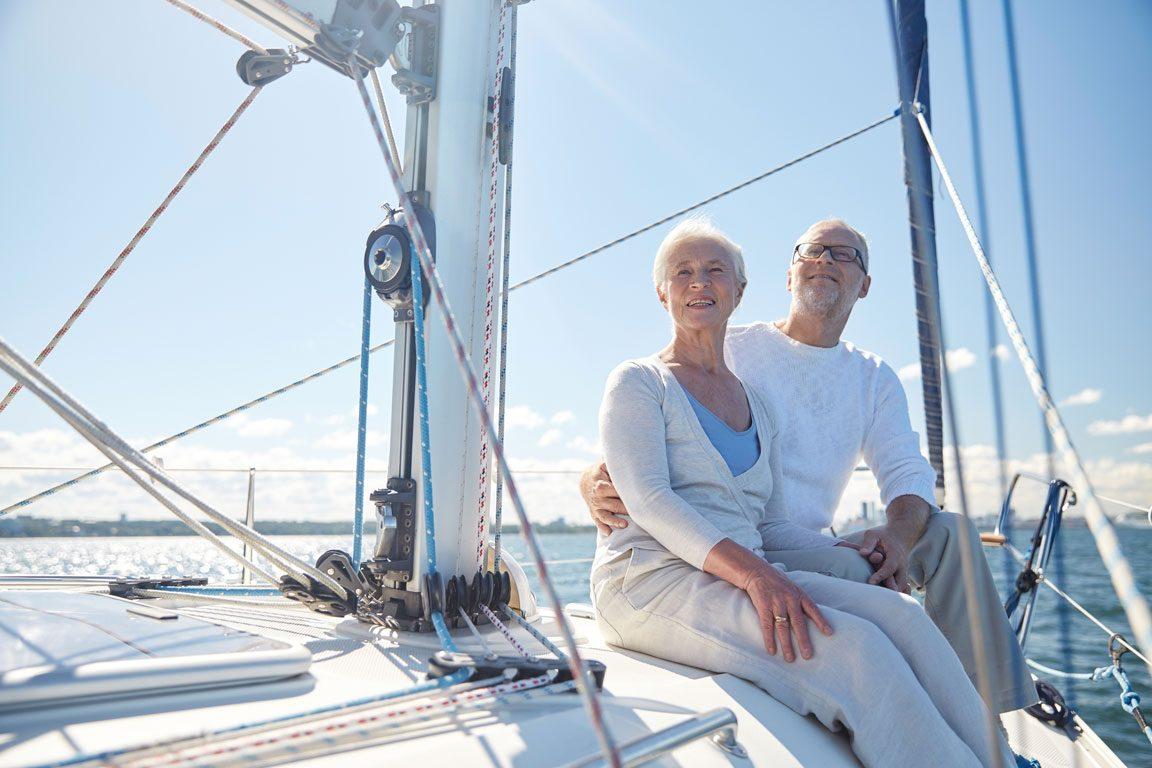boat & yacht insurance - sailing