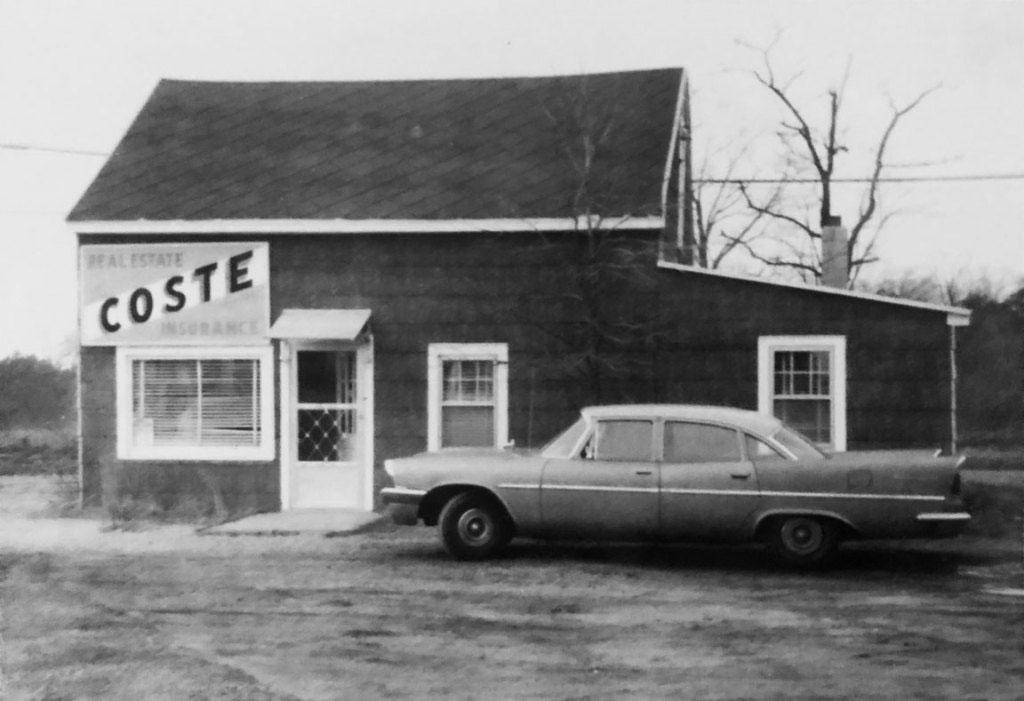 Coste Agency circa 1957